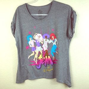 Jem & the Holograms Graphic Tee